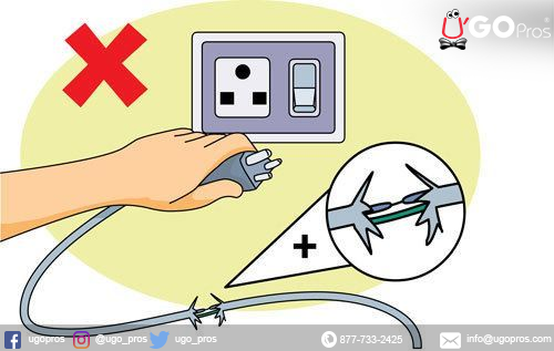 10 Electrical Safety Steps for Keeping you and your Family Safe